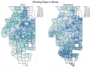 Planting Dates in IL
