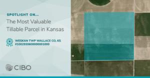 LI Most Valuable Tillable Parcel in Kansas