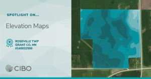 LI Maps MN Elevation