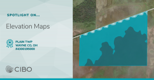 LI Maps OH Elevation