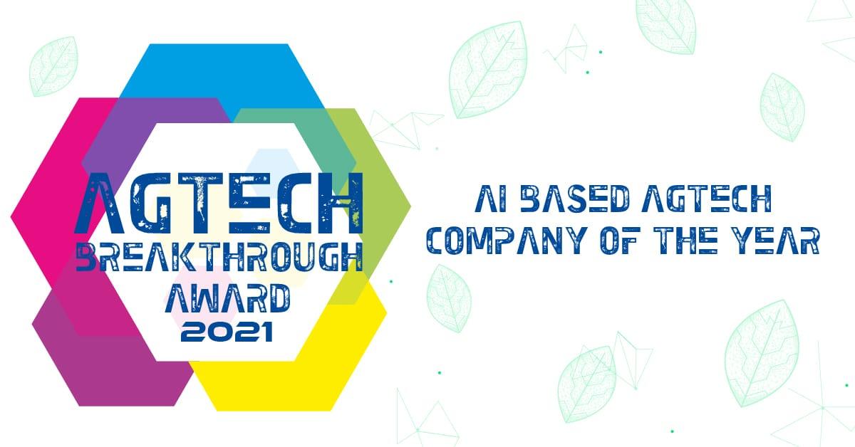 AgTech Breakthrough Awards 2021 CIBO LinkedIn